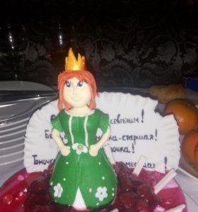 Фигурки на тортик