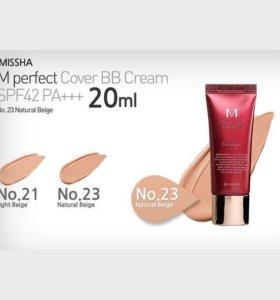 MISSHA M Perfect Cover Blemish Balm BB Cream