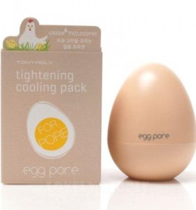 TONY MOLY Egg Pore Tightening Cooling Pack маска