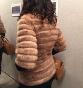 Куртка из норки 44-46 размер