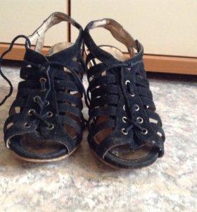 Ботильоны туфли