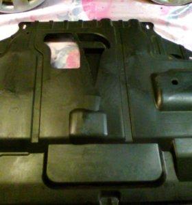 Защита двигателя Ford 2рес