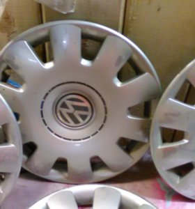 Колпаки VW r15
