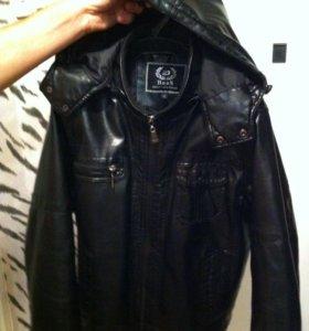 Куртка размер 44 и  46. С подкладом. Осень весна.