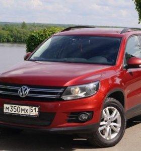 VW Tiguan'15, бензин, 1, 4, робот