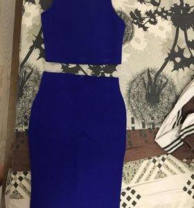 Платье, юбка с топом