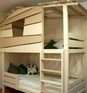 Домики кровати от производителя