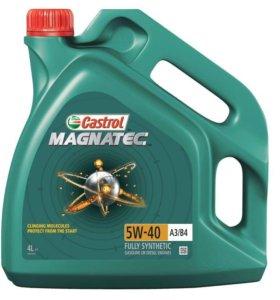 Castrol Magnatec 5W40 A3/B4 4 L