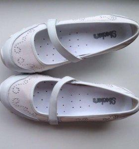 Туфли-балетки Skechers 38 размер