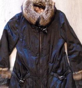 Куртка демисезон 44-46 размер