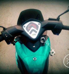 Мотоцикл Yinxiang YX130 CF
