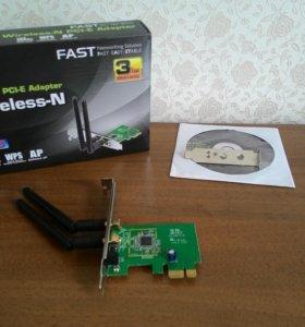 Wi-Fi адаптер для ПК Asus PCE N15