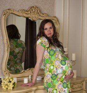 Платье для пузатиков
