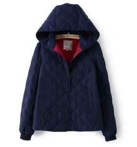 Новая стеганная куртка