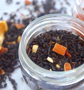 Чай сладкий цитрус черный 100 г
