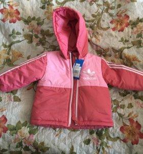 Куртка детская Adidas I Padded Jacket