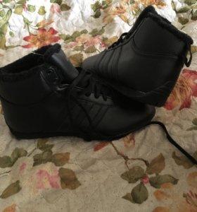 Ботинки зим Adidas Neo