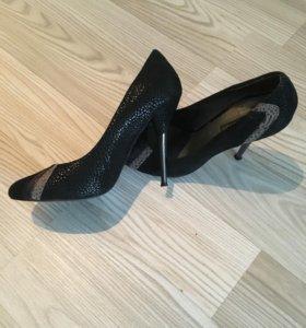 vicenza forti туфли 36 размер натур.кожа