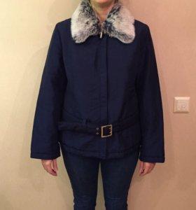 Куртка демисезонная р.46