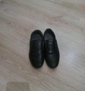 Туфли на мальчика 27 размер