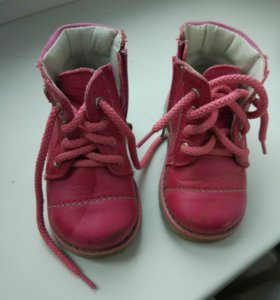 Ботинки детские. Котофей осень