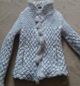 Новая утепленная куртка
