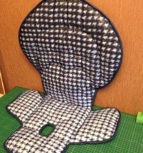 Чехлы на стульчик для кормления Peg Perego diner