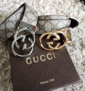 Ремни Gucci новые