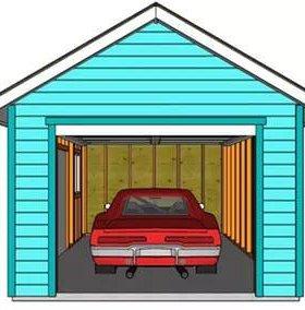 Продаю гараж 4х6м