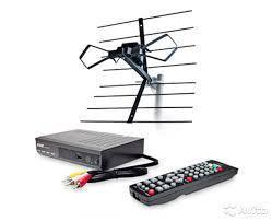 Цифровые приставки DVB T2