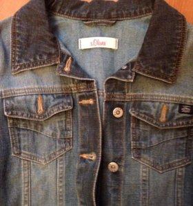 Джинсовая куртка SOliver
