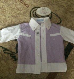 Рубашка Choupette новая 68 р-р