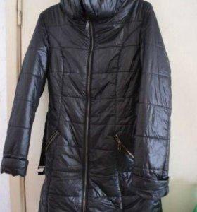 Пальто MotorJeans на синтепоне