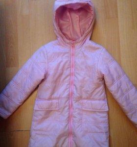 Куртка весна -осень 110-116
