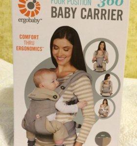 Рюкзак ergo baby с рождения