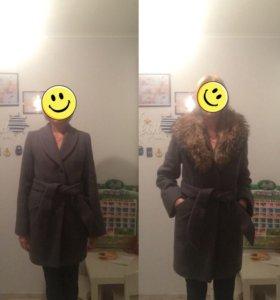 Пальто женское демисезон зима