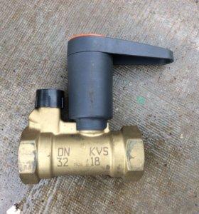 Клапан запорный Danfoss