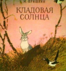 Книга Кладовая солнца