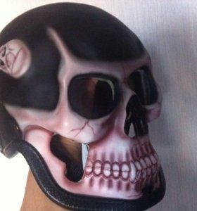Шлем череп