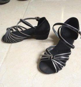 Бально-спортивные туфли