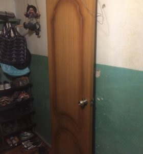 Дверь деревянная (без коробки)