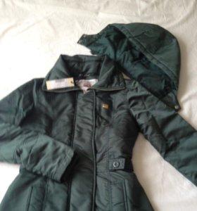 Парка / пальто/ куртка