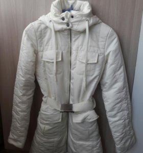 Куртка удлиненная adidas