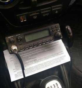 Автомобильная радиостанция CB