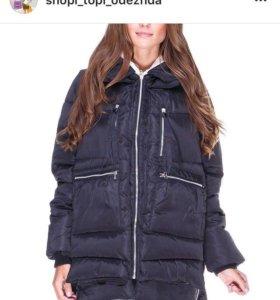 Парка трансформер куртки женские