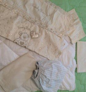 Постельное белье для колыбельки Simplicity