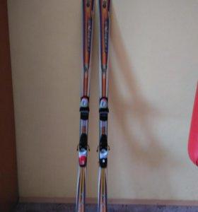 Горный лыжи