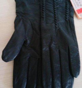Перчатки женские осень