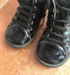 Ботинки кожаные Primigi