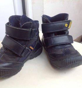 Ботинки бу Minimen 23 размер, осень-весна